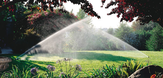 Knoxville TN Irrigation and Winterization services